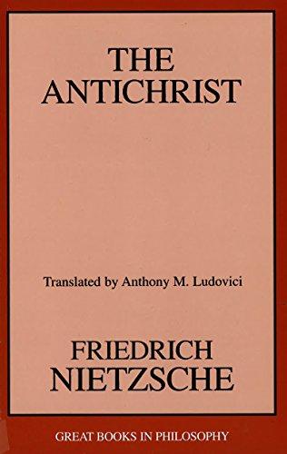 TheAntichrist by Nietzsche, Friedrich Wilhelm ( Author: Nietzsche, Friedrich Wilhelm