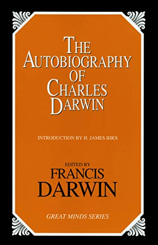 9781573928342: The Autobiography of Charles Darwin (Great Minds)