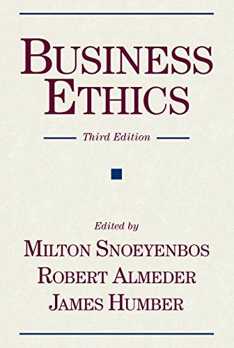 9781573929035: Business Ethics