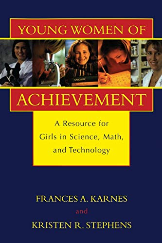 9781573929653: Young Women of Achievement: A Resource for Girls in Science, Math, and Technology