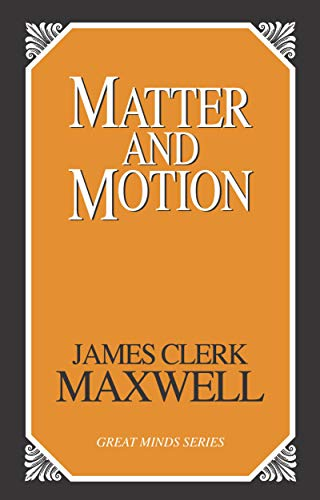 9781573929899: Matter and Motion (Great Minds Series)