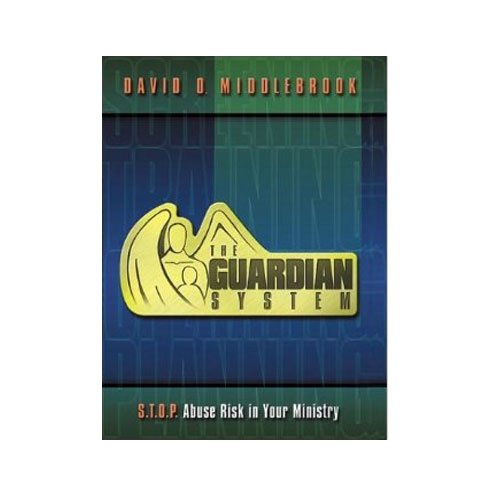 9781574056884: The Guardian System S.T.O.P. Abuse Risk In your Ministry by David Middlebrook (2000) Includes Book (2) VHS Tapes w/ Guide