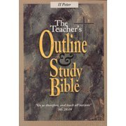 The Teacher's Outline and Study Bible : Worldwide, Leadership Ministries
