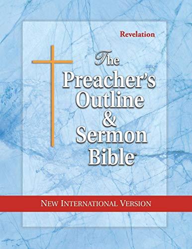 Preacher's Outline & Sermon Bible-NIV-Revelation: Worldwide, Leadership Ministries