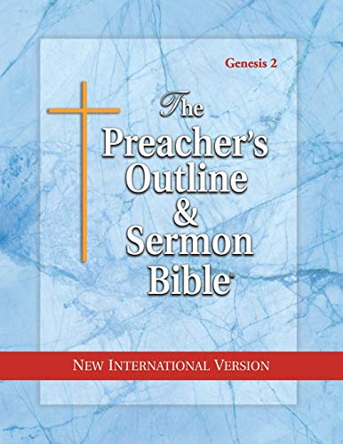 9781574070927: Preacher's Outline & Sermon Bible-NIV-Genesis 2: Chapters 12-50