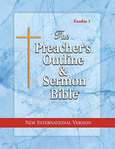 Preacher's Outline & Sermon Bible-NIV-Exodus I: Chapters 1-18 (1574070932) by Leadership Ministries Worldwide