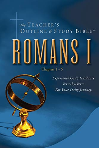 The Teacher's Outline and Study Bible: Romans: Worldwide, Leadership Ministries
