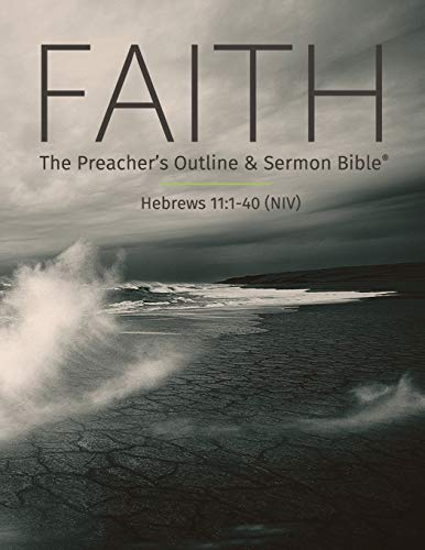 THE PREACHER'S OUTLINE & SERMON BIBLE -: Leadership Ministries Worldwide