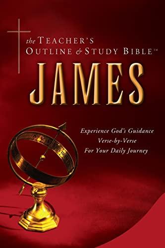 9781574071894: The Teacher's Outline & Study Bible: James