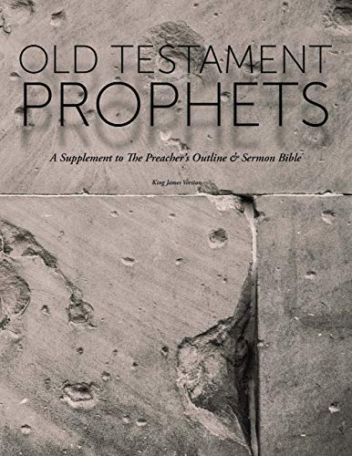 Old Testament Prophets: A Supplement to The: Worldwide, Leadership Ministries