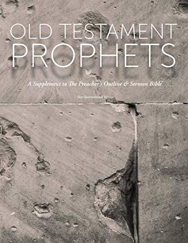 Old Testament Prophets: A Supplement to the: Anonymous