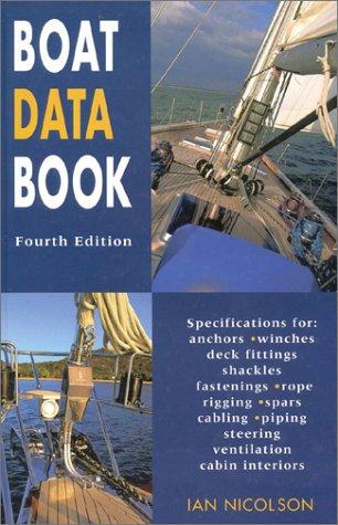 9781574090444: Boat Data Book