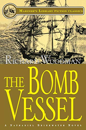 9781574090994: The Bomb Vessel (Mariners Library Fiction Classics)