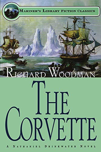 The Corvette (Nathaniel Drinkwater) (9781574091007) by Richard Woodman