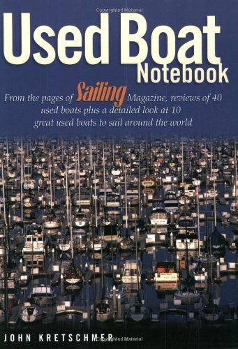 Used Boat Notebook: From the Pages of: Kretschmer, John