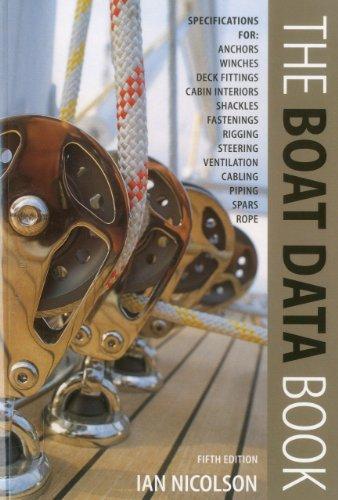 9781574091977: Boat Data Book