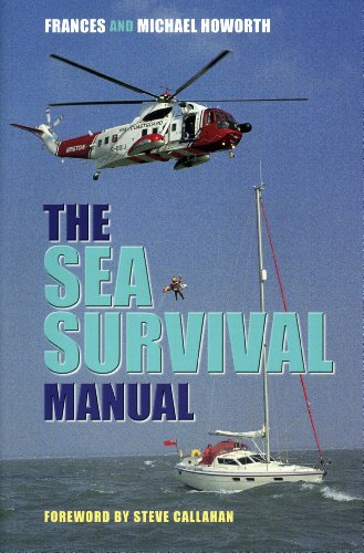 9781574092165: The Sea Survival Manual: For Cruising and Professional Yachtsmen
