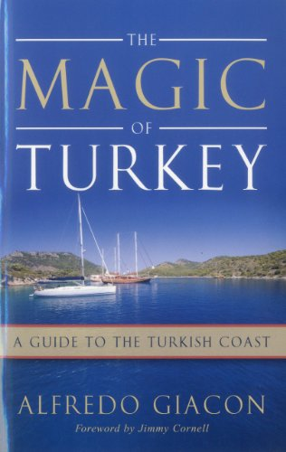 9781574092707: Magic of Turkey: A Guide to the Turkish Coast