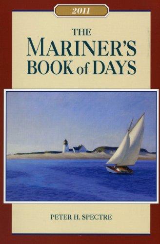 9781574092936: Mariner's Book of Days 2011