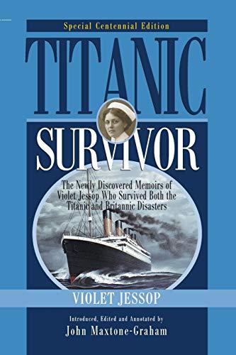 9781574093155: Titanic Survivor