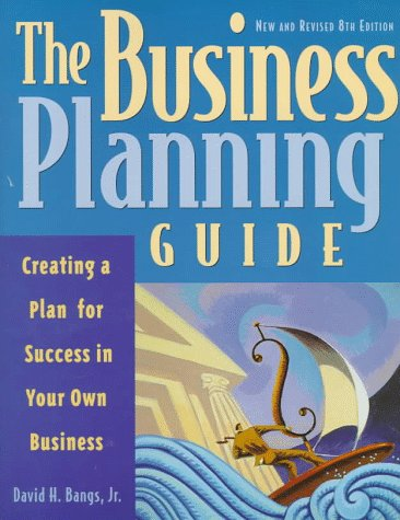 9781574100990: The Business Planning Guide: Creating a Plan for Success in Your Own Business