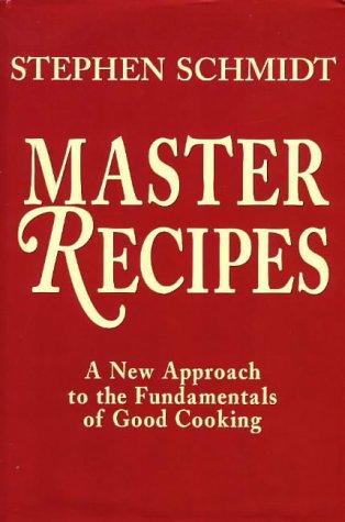 9781574160130: Master Recipes