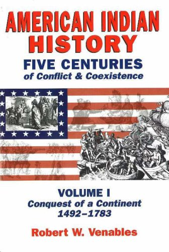 American Indian History, Volume 1