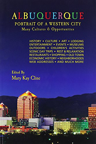 9781574160871: 1: Albuquerque: Portrait of a Western City