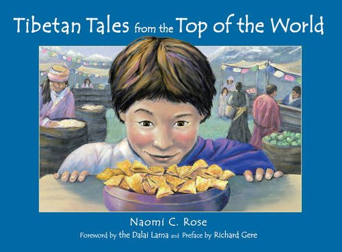 9781574160895: Tibetan Tales from the Top of the World (English and Tibetan Edition)