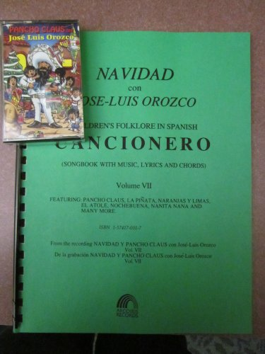 Lirica Infantil Con Jose-Luis Orozco: Volume 7,: n/a