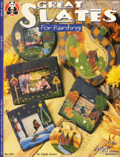 9781574211283: Great Slates for Painting