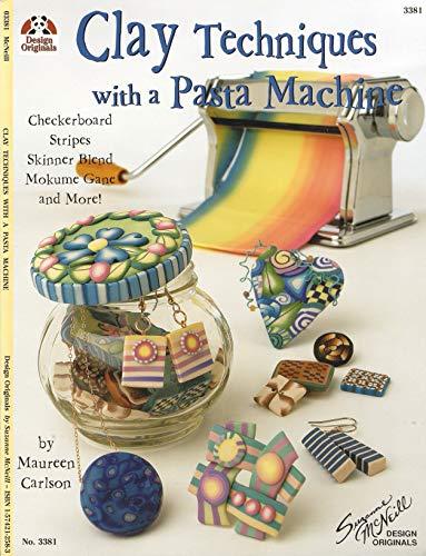 9781574212587: Book Pasta Machine Technique Book, Multi-Color