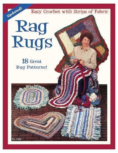 Rag Rugs - Updated #3390 (Design Originals) (9781574212679) by McNeill, Suzanne