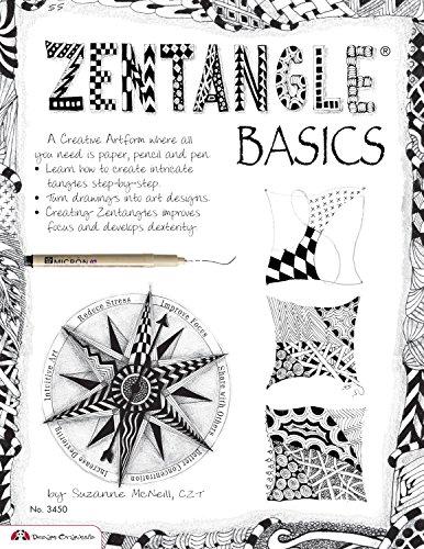 Zentangle Basics: Suzanne McNeill
