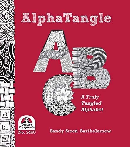 9781574213379: AlphaTangle: A Truly Tangled Alphabet! (Design Originals)