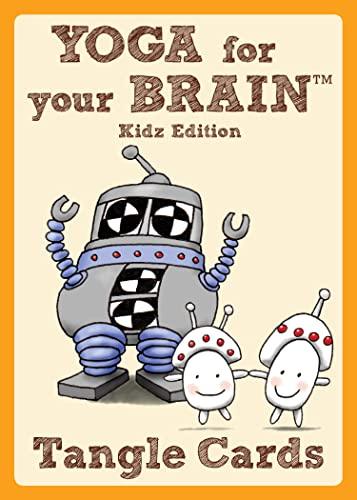 9781574213584: Yoga for Your Brain Tangle Cards (Design Originals)