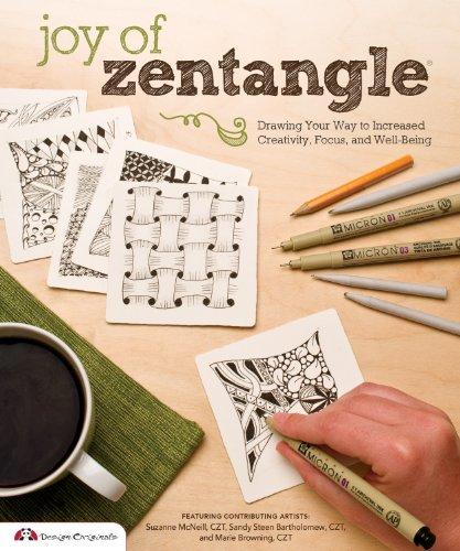 9781574214277: Joy of Zentangle