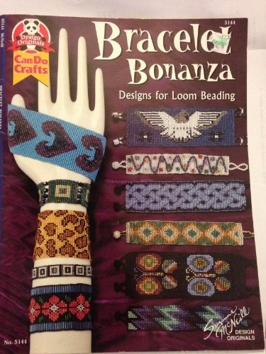 Bracelet Bonanza: Designs for Loom Beading (Can Do Crafts) (1574214543) by Suzanne McNeill