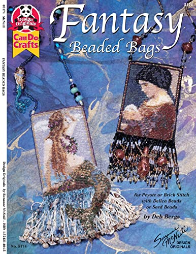 9781574214840: Fantasy Beaded Bags: For Peyote or Brick Stitch with Delica Beads or Seed Beads
