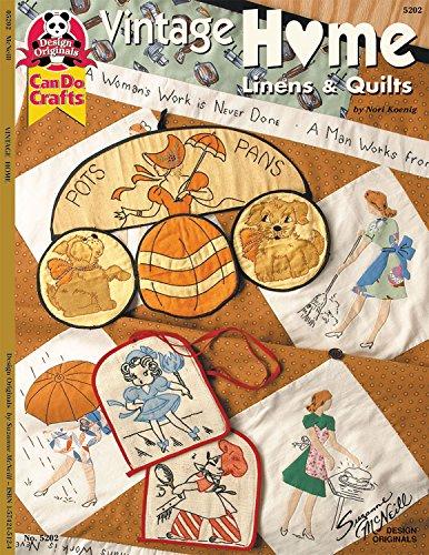 9781574215120: Vintage Home: Linens & Quilts, No. 5202