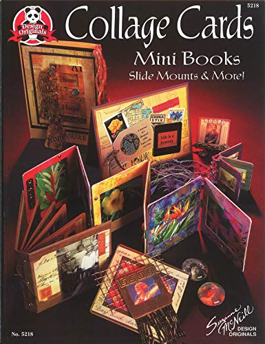 9781574215281: Collage Cards Mini Books, Slide Mounts & More