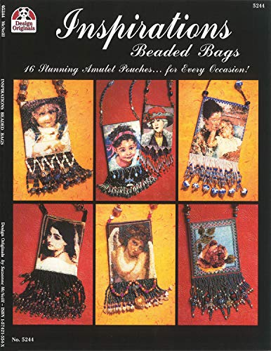 Inspirations Beaded Bags: 16 Stunning Amulet Purses for Every Occasion (157421554X) by Suzanne McNeill