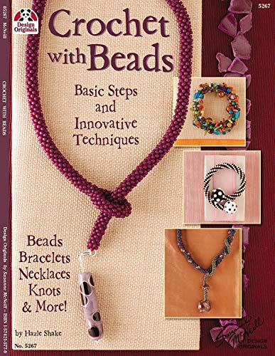 9781574215779: Crochet with Beads