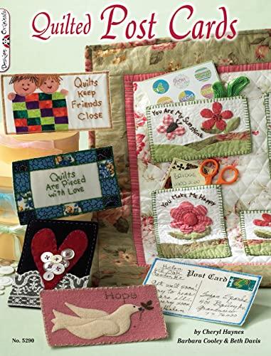 Quilted Post Cards: Cheryl Haynes, Davis