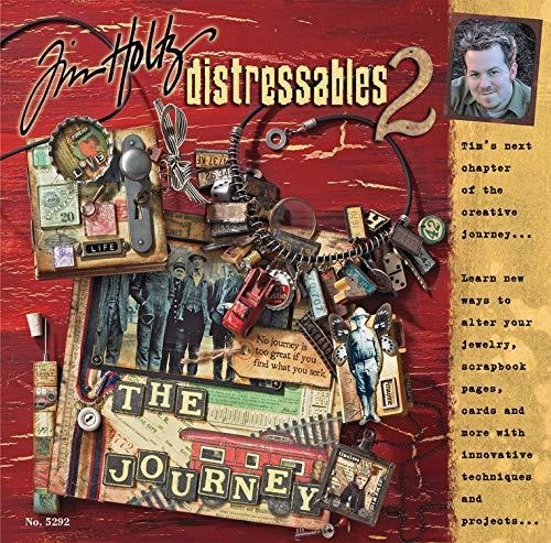 9781574216028: Tim Holtz Distressables 2 (Design Originals)