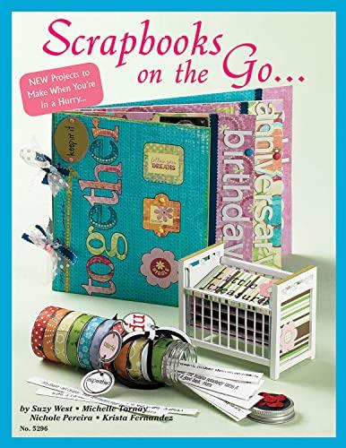 9781574216066: Scrapbooks on the Go
