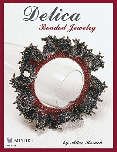 9781574216356: Delica Beaded Jewelry