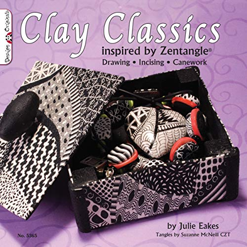 Clay Classics: Drawing and Sizing Canework: Eakes, Julie; Eakes Czt, Julie