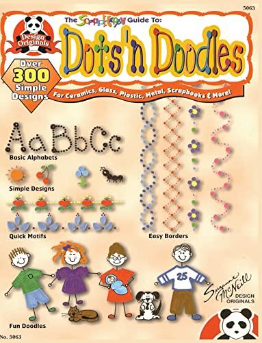 9781574217438: Dots 'n Doodles: Doodling Guide to Over 280 Patterns (Design Originals)