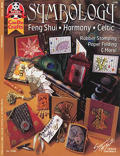 9781574217865: Symbology: Feng Shui, Harmony, Celtic - Ruber Stamping, Paper Folding & More